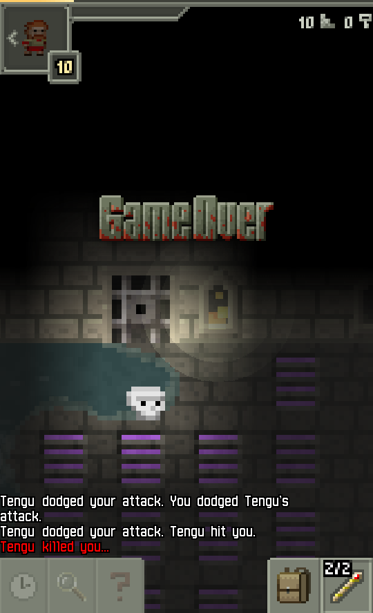 main_menu Download Pixel Dungeon on Mac MacBook OS X